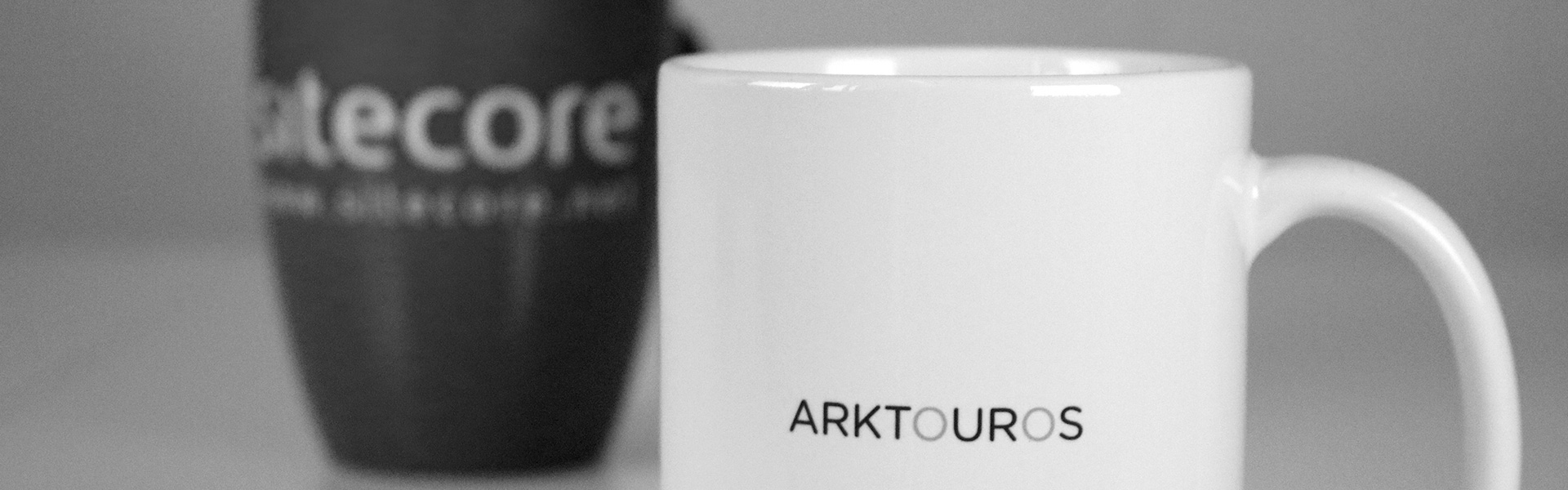 arktouros and sitecore mugs